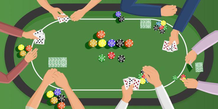A póker tétek típusai