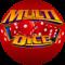Multi Dice Slot Logo