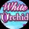 White Orchid Slot logo